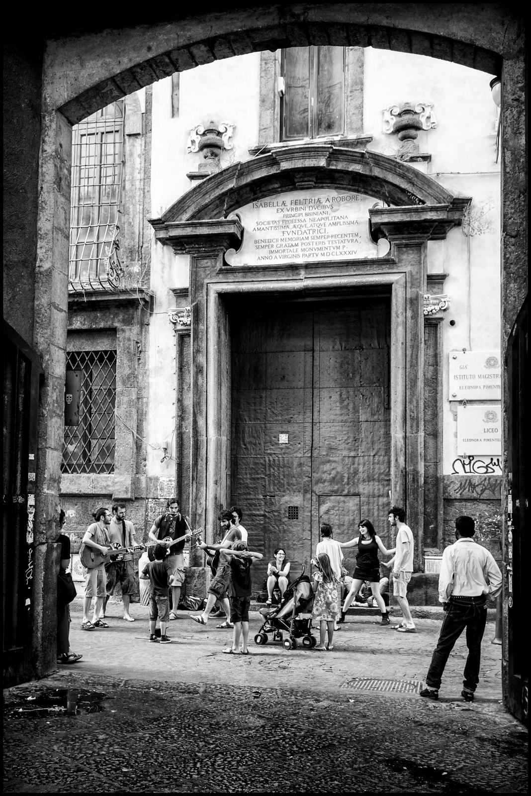 Via Benedetto Croce